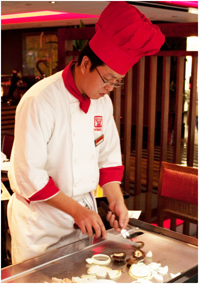 Benihana Restaurants 2