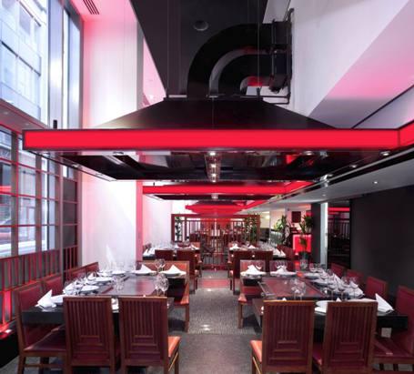 Benihana Restaurant London Project | BSE 3D Consulting ...  Benihana Restau...