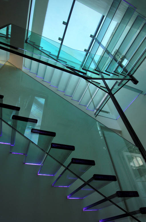 Luxury Homes and Apartments Staircase