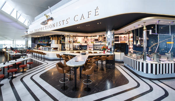 Perfectionist Cafe Heathrow Case Study Image