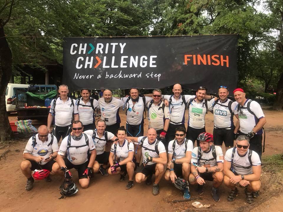 Charity Challenge - Vietnam to Cambodia