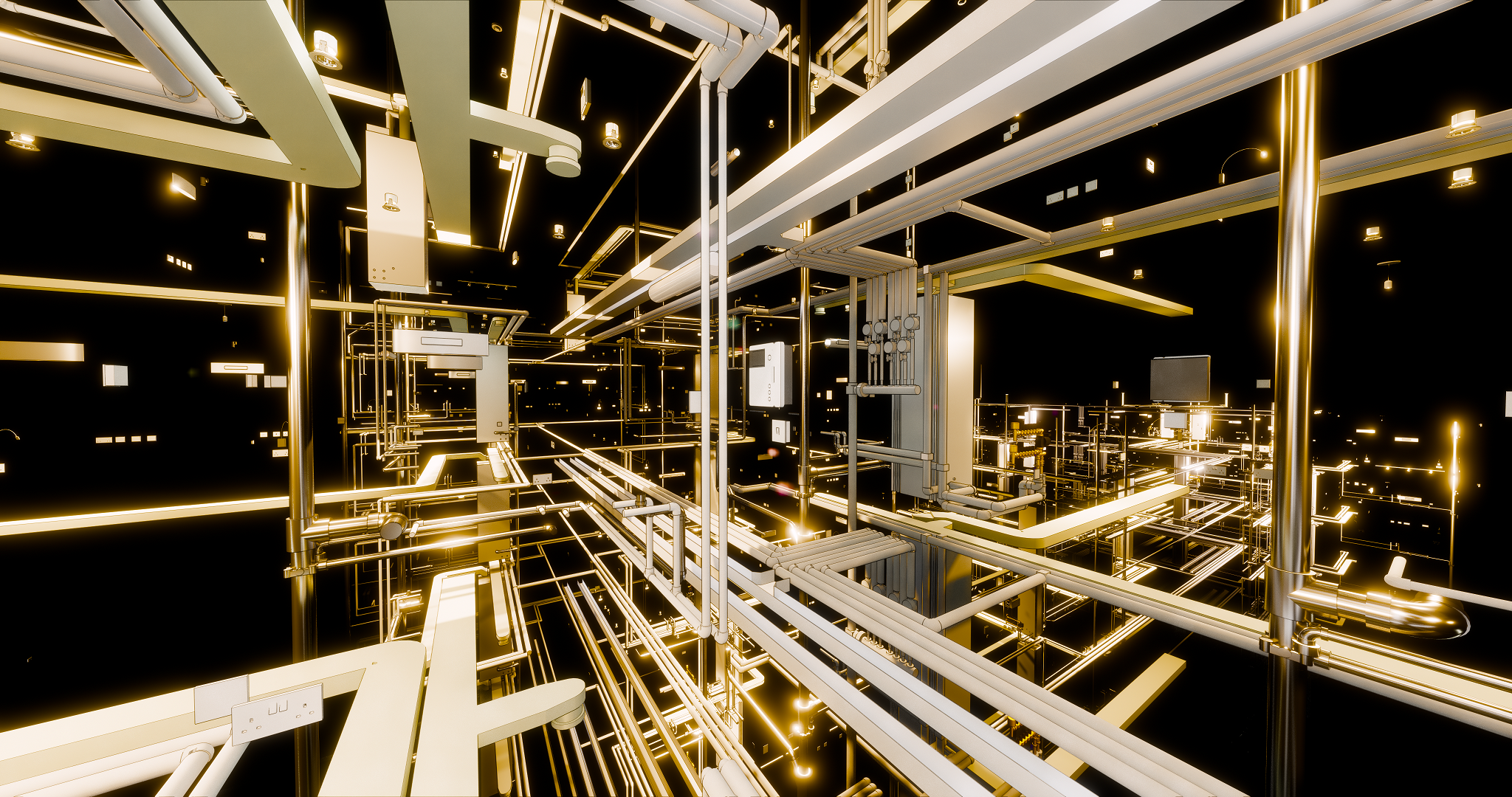 Recent 3D Renders - Hastings Dark