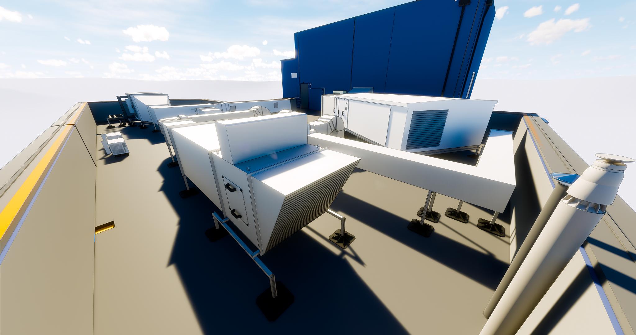 Recent 3D Renders - Wellington