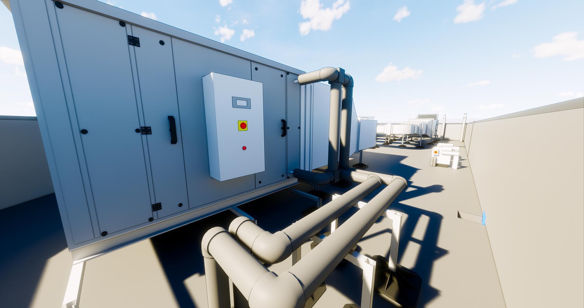 Recent 3D Renders - Wellington 2