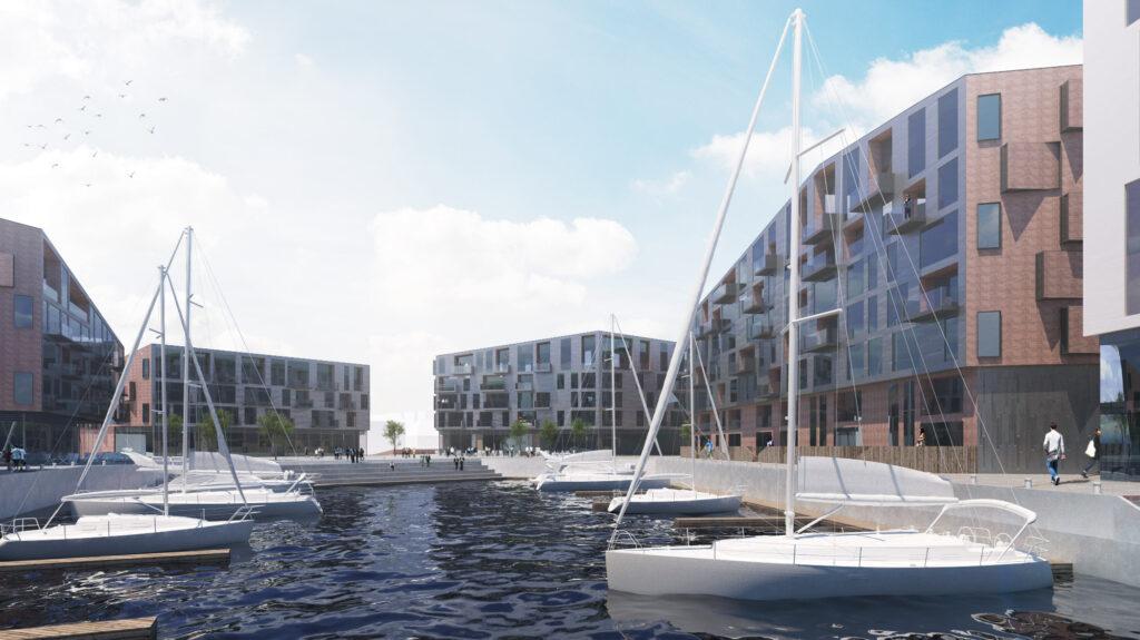 Sydenham's Poole Harbour Complex