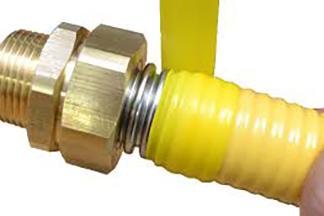 Pliable corrugated tubing