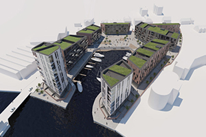 Sydenhams Poole Harbour 3D project image